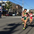 冬の風物詩 マラソン・駅伝 – Winter feature in Kyoto/Marathon and Ekiden