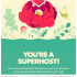 15期連続の… – Superhost on Airbnb 15 times in a row